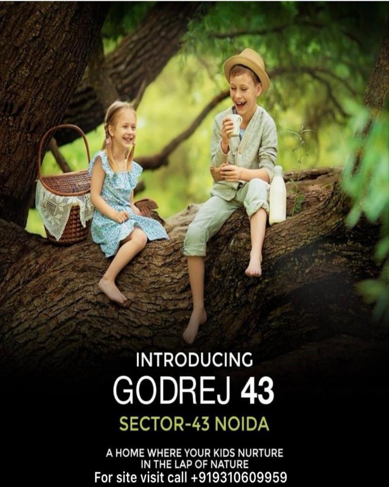 GODREJ-43 COMMING SOON (GET PRE-LAUCHNCH OFFER)
